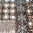 Juletrepynt sølv